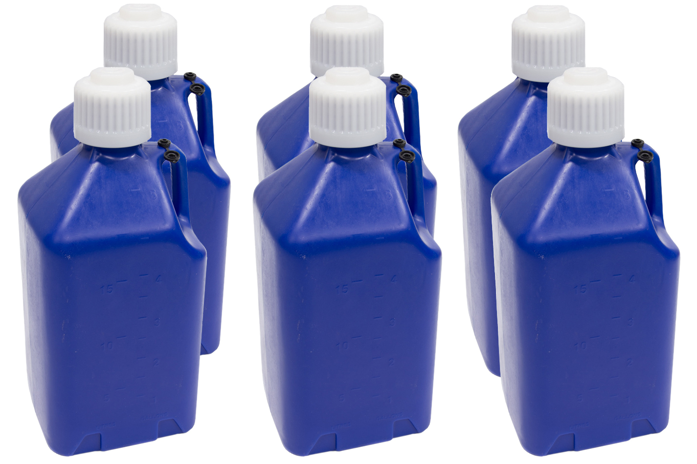 Scribner Utility Jug - 5-Gallon Dark Blue - Case 6