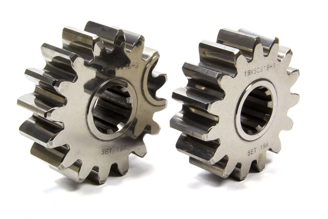 Scs Gears Sportsman QC Gear Set