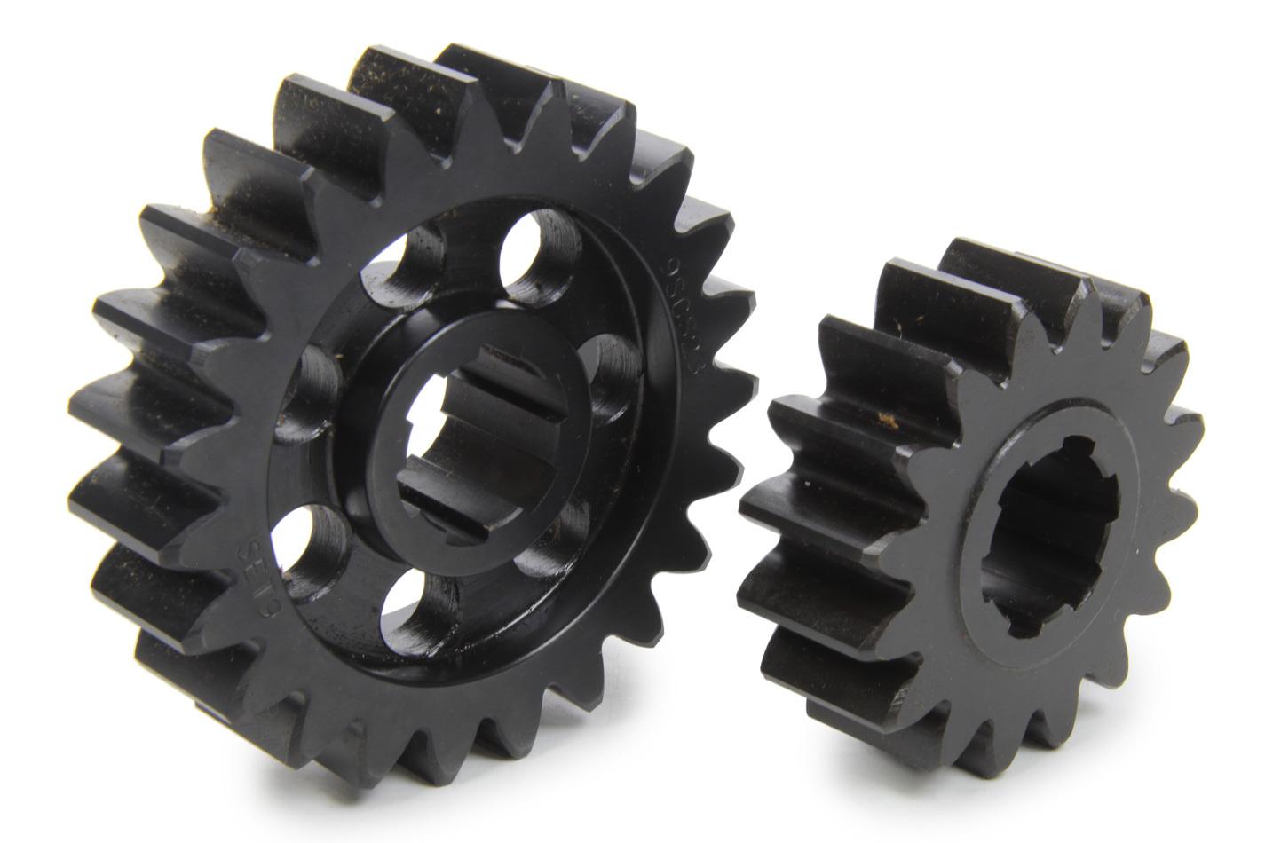 Scs Gears Quick Change Gear Set 6 Spline