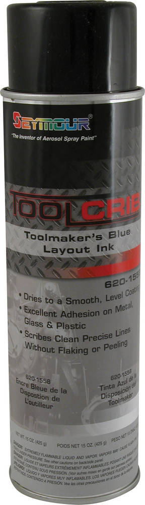 Seymour Paint Blue Layout Ink