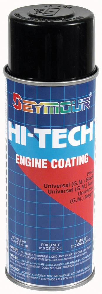 Seymour Paint Hi-Tech Engine Paints Universal (G.M.) Black