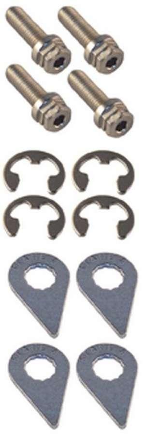 Stage 8 Fasteners Turbo Locking Bolt Kit - 8mm x 1.25 x 25mm (4)