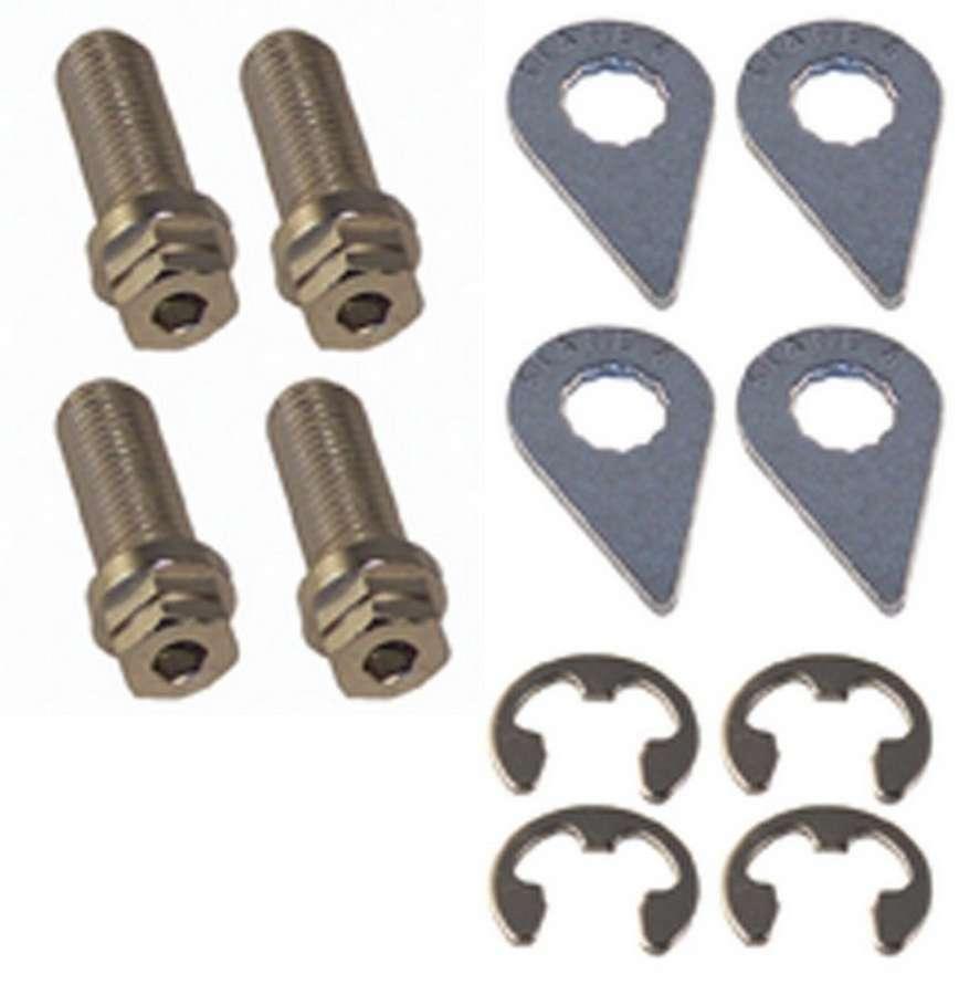 Stage 8 Fasteners Turbo Locking Bolt Kit - 10mm x 1.25 x 25mm (4)