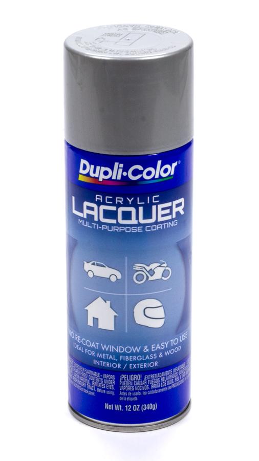 Dupli-color/krylon Silver Metallic Lacquer Paint 12oz