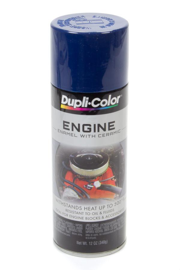 Dupli-color/krylon Ford Dark Blue Engine Paint 12oz
