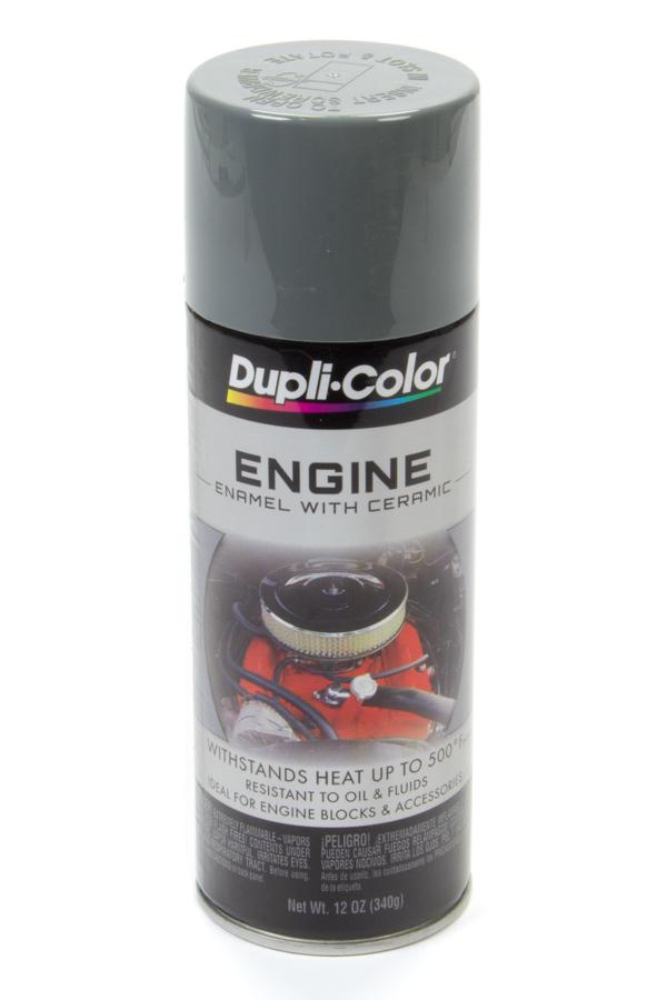 Dupli-color/krylon Ford Gray Engine Paint 12oz