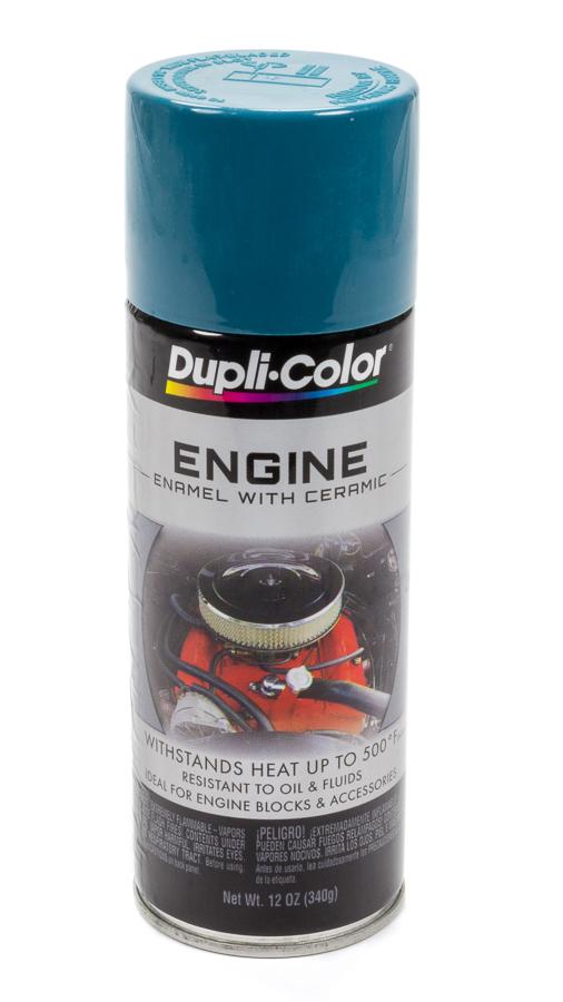 Dupli-color/krylon Chrysler Green Engine Paint 12oz