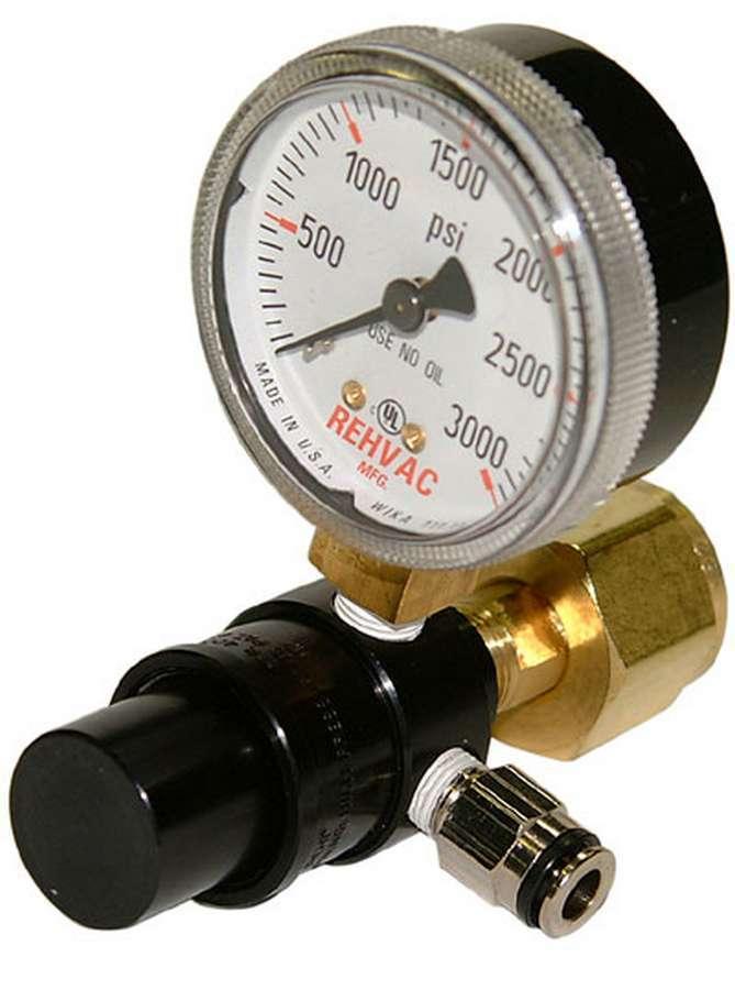 Shifnoid Regulator - CO2 Single Gauge