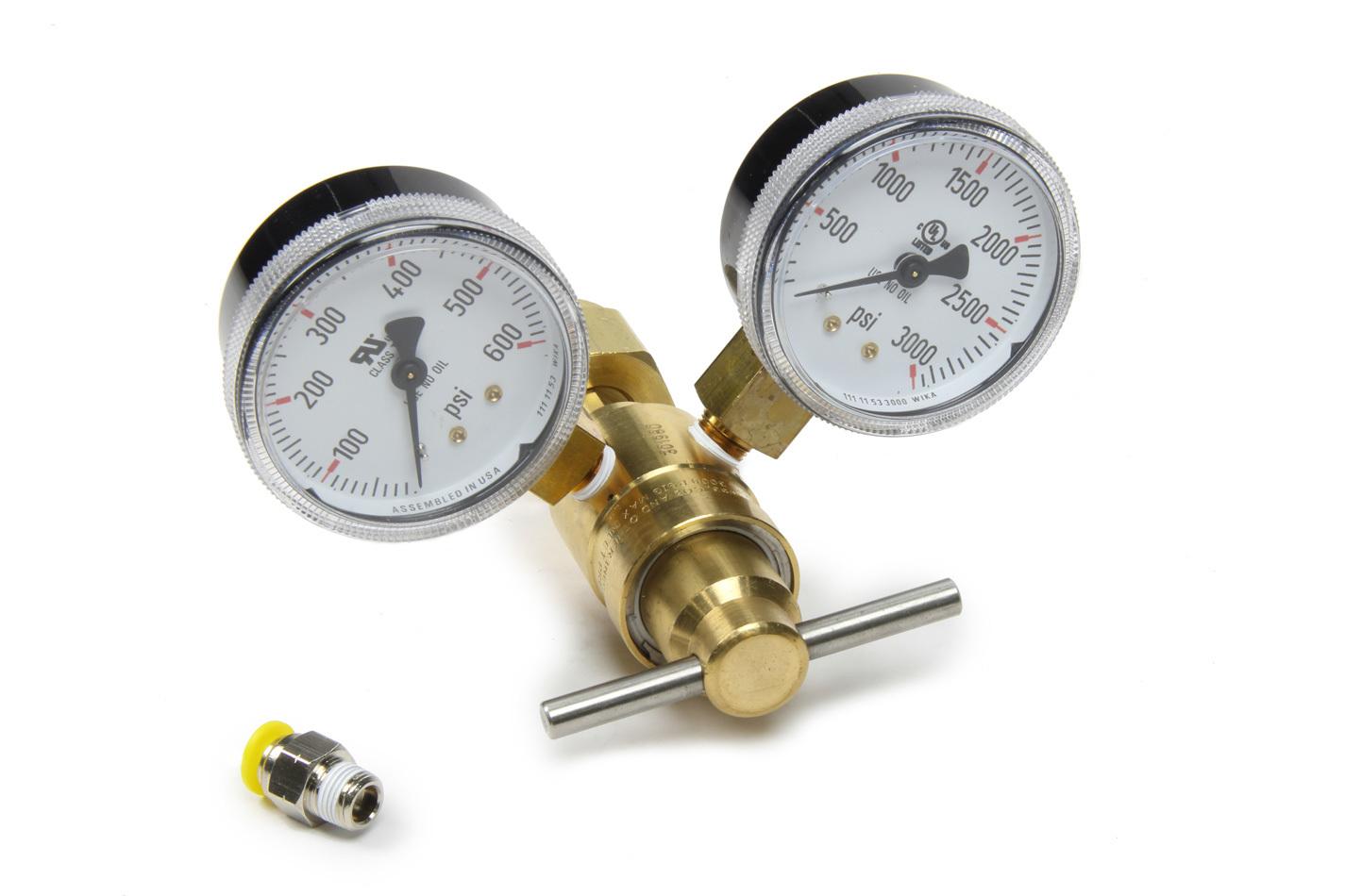 Shifnoid Regulator - CO2 Dual Gauge