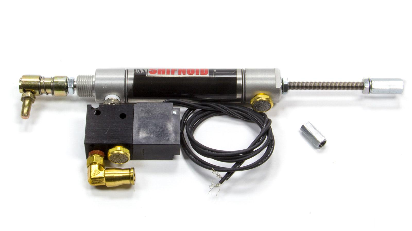 Shifnoid Throttle Controller