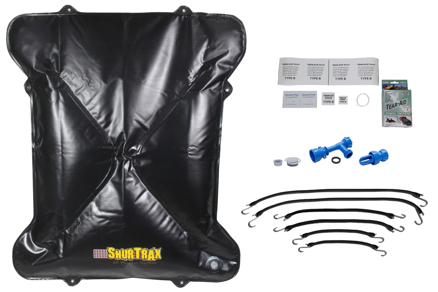 Shurtrax Compact Truck Traction Aid w/Repair Kit