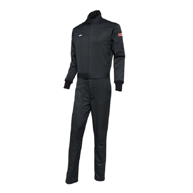 Simpson Safety SS Suit Double Layer Black Large