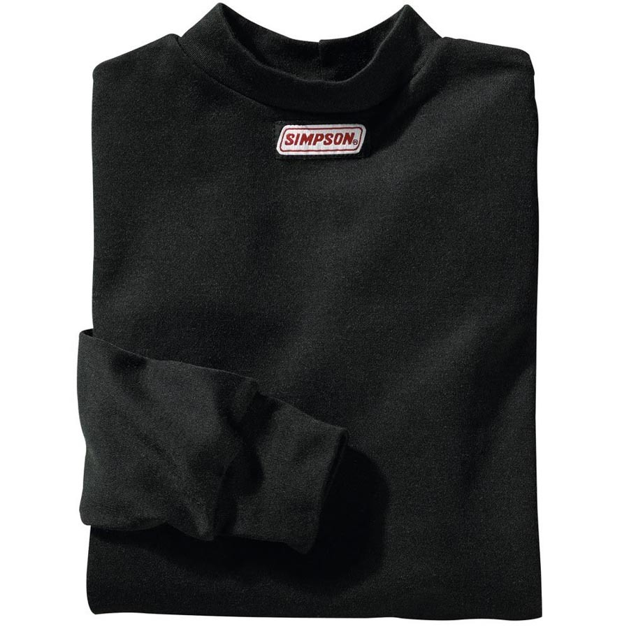 Simpson Safety Carbon X Underwear Top XX-Large Long Sleeve