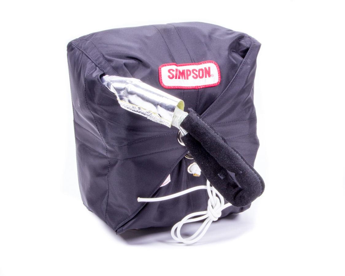 Simpson Safety Skyjacker Chute 10' Blk