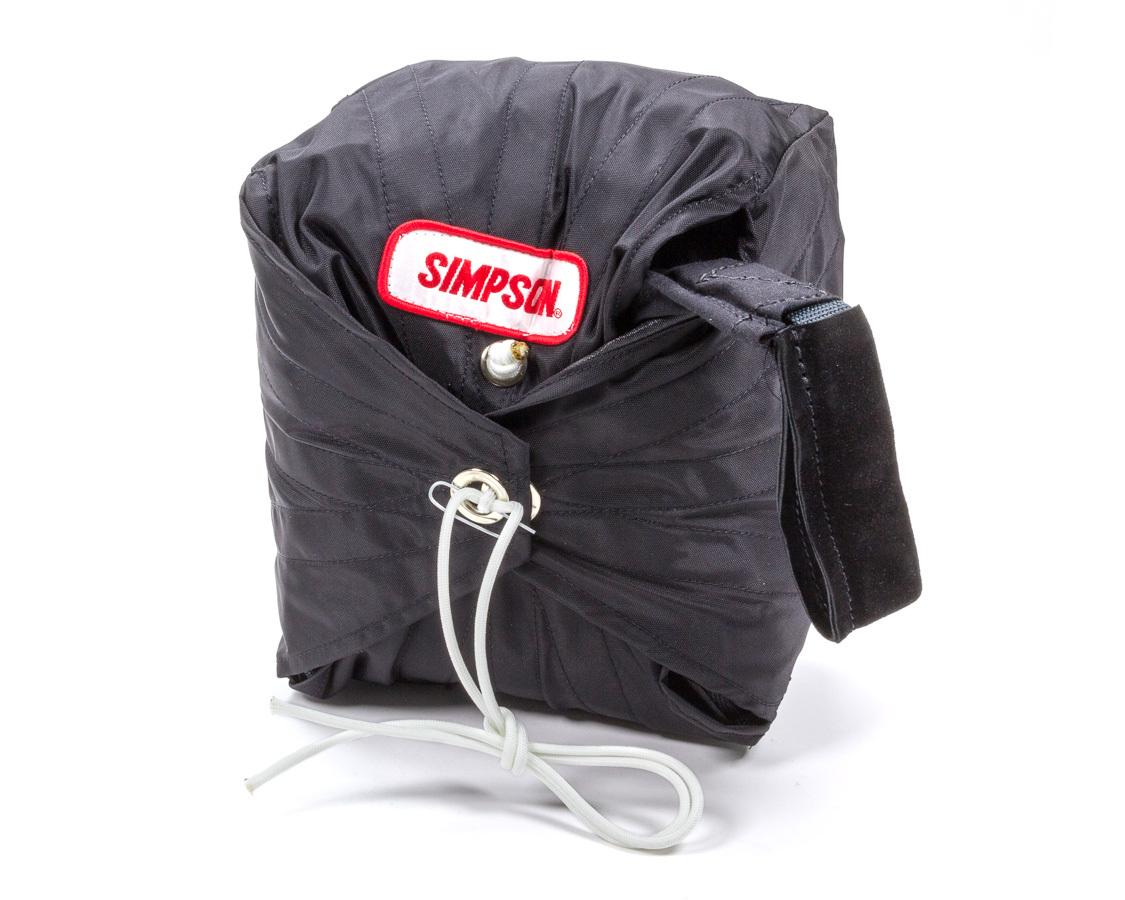 Simpson Safety Chute 8Ft Air Boss Black