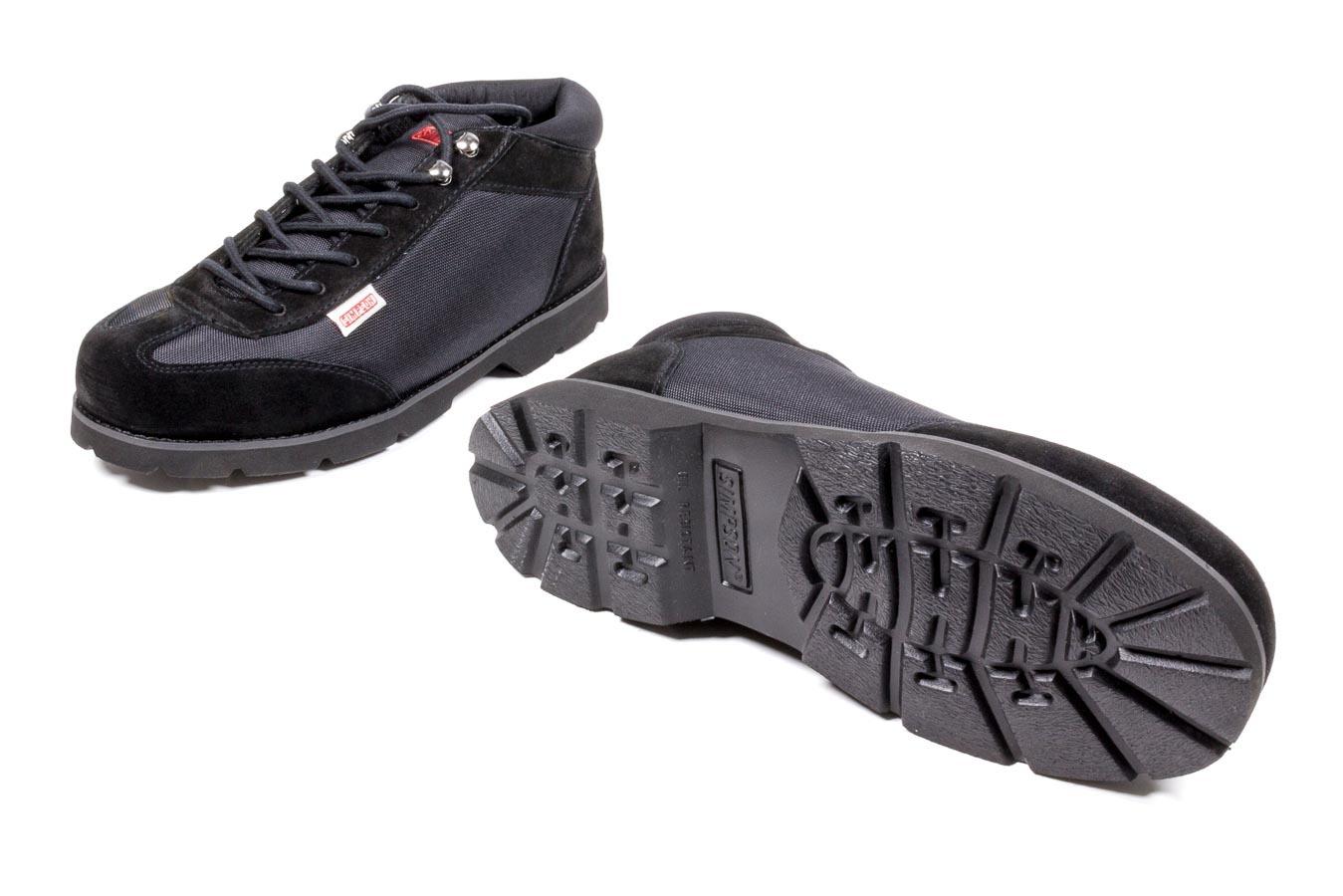 Simpson Safety Crew Shoe Size 7 Black