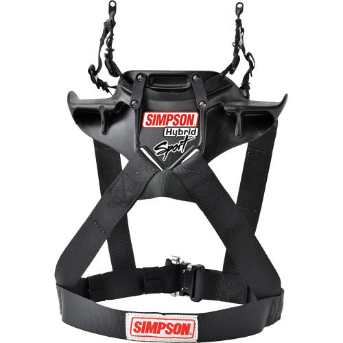 Simpson Safety Hybrid Sport Youth w/ Sliding Tether