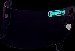 Simpson Safety Shield Clear Junior Speedway Shark