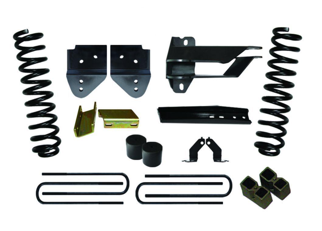 Skyjacker 17-  Ford F250 Diesel 6in Suspension Lift Kit