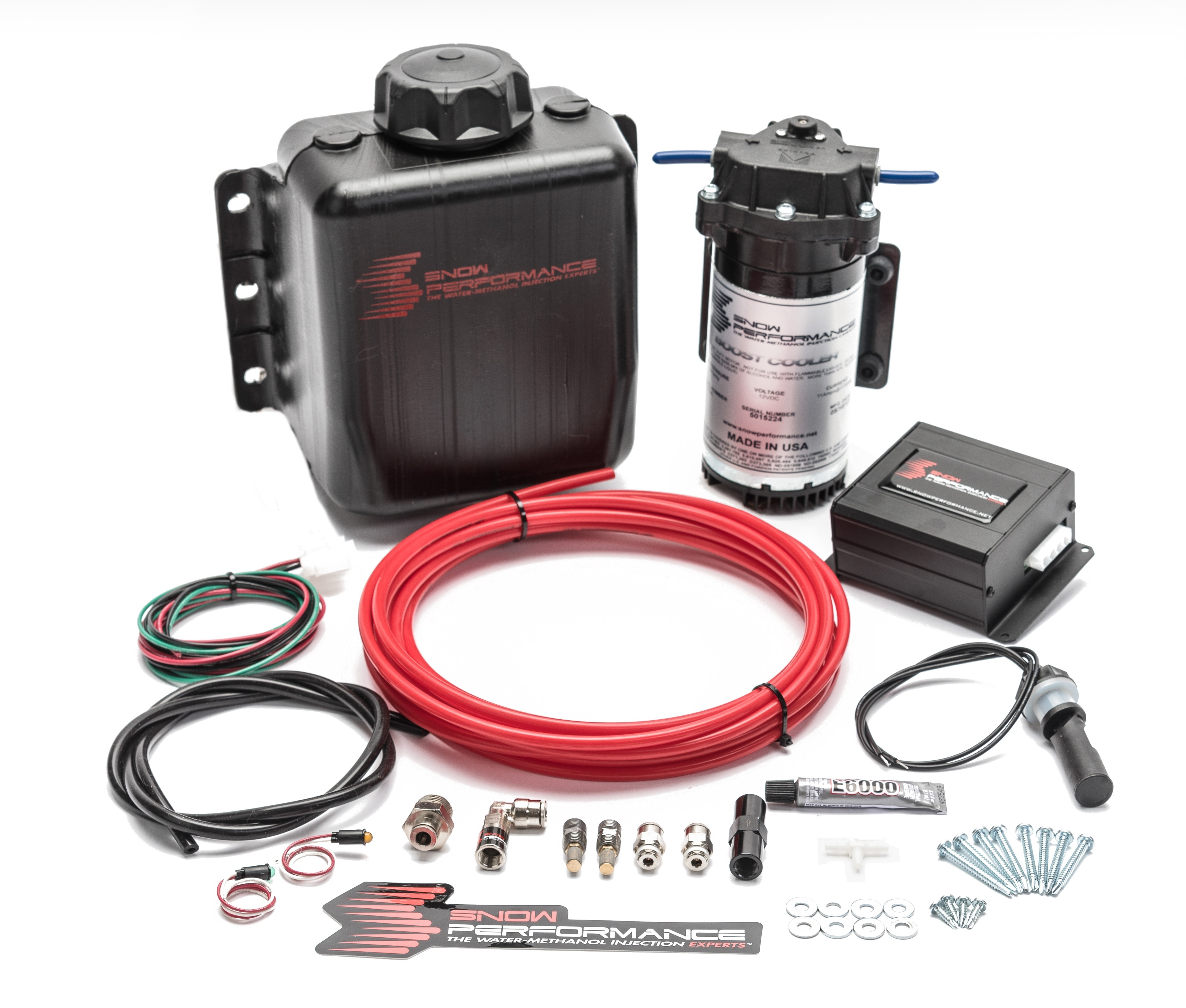 Snow Performance Water/Methanol Kit Gas Stage II Boost Controled