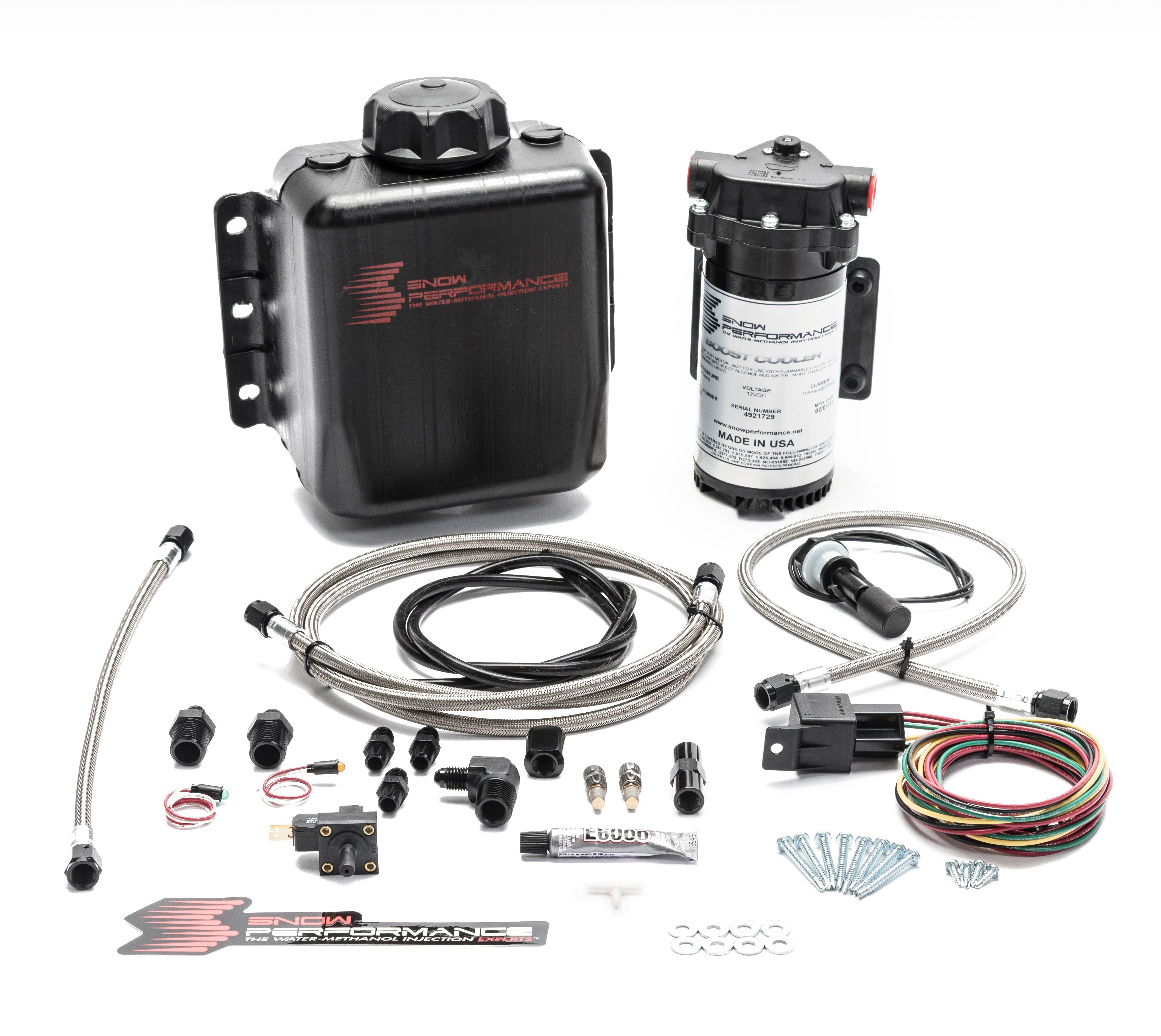 Snow Performance Stage-1 Boost Cooler Forced Induction