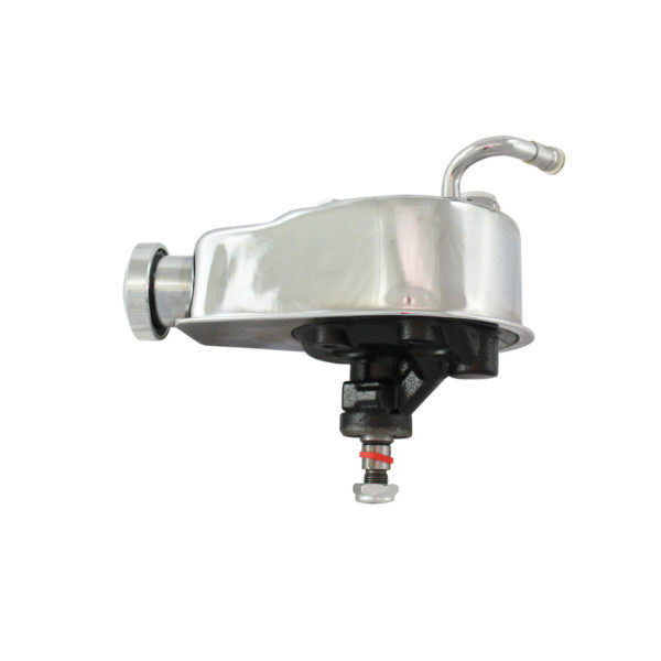 Specialty Products Company Power Steering Pump 1966 -76 GM Saginaw (Chrome)