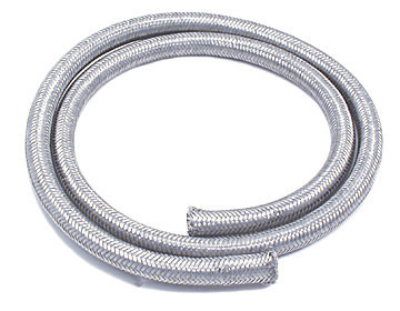 Spectre Stainless Flex 1/4in Fuel Line