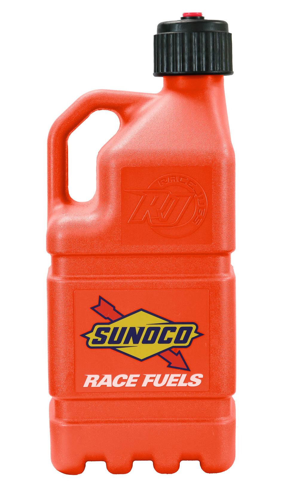 Sunoco Race Jugs Orange Sunoco Race Jug GEN 3 Threaded Vent