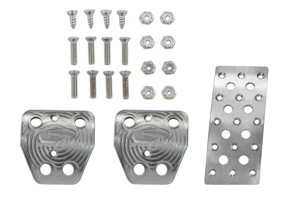 Steeda Autosports Pedal Kit 15-16 Mustang w/Manual Trans