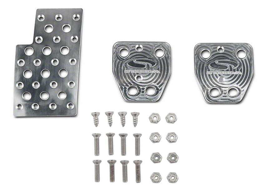 Steeda Autosports Heel/Toe Pedal Kit 15-16 Mustang w/Manual