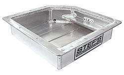 Stefs Performance Products Fabricated Alum. Trans. Pan - GM TH350