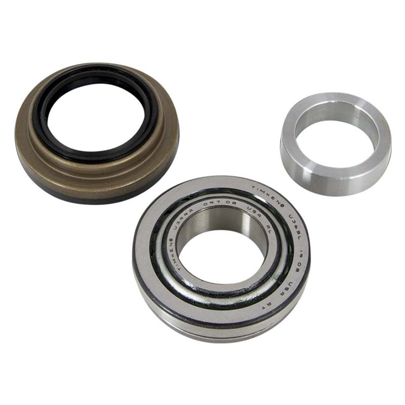 Strange Tapered Axle Bearing w/Seal (1)
