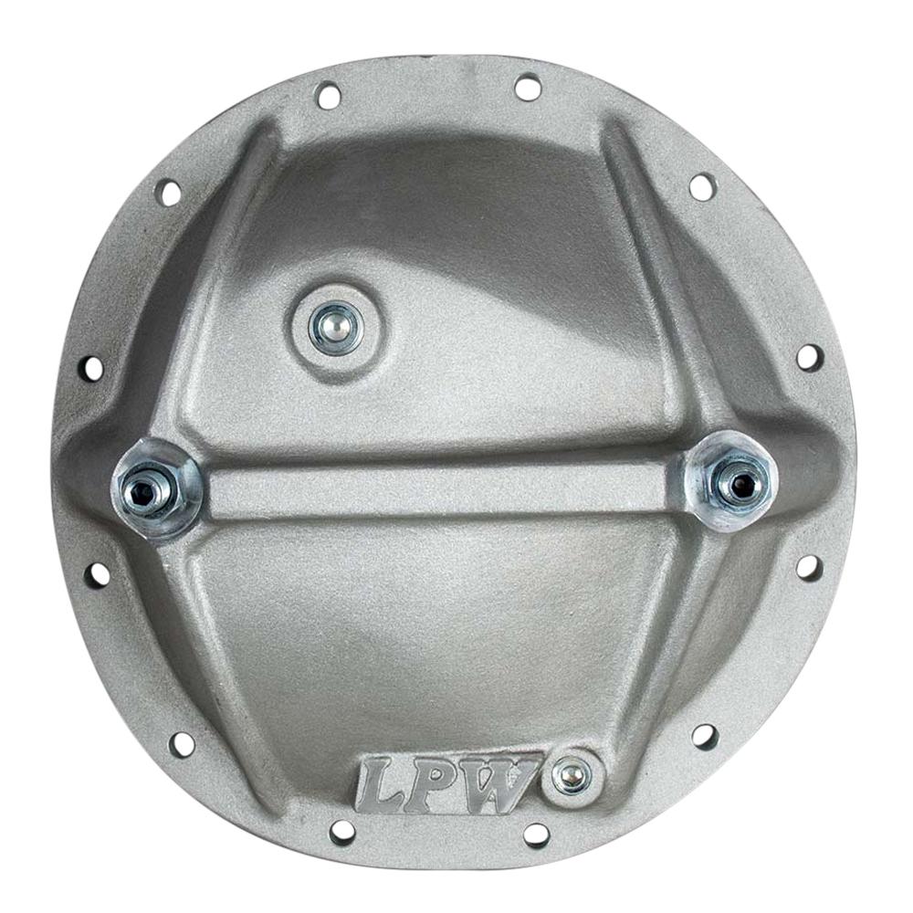 Strange Aluminum Ultra Support Cover - GM 12-Bolt