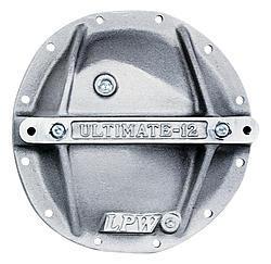 Strange Aluminum Ultra Support Cover - GM 10-Bolt