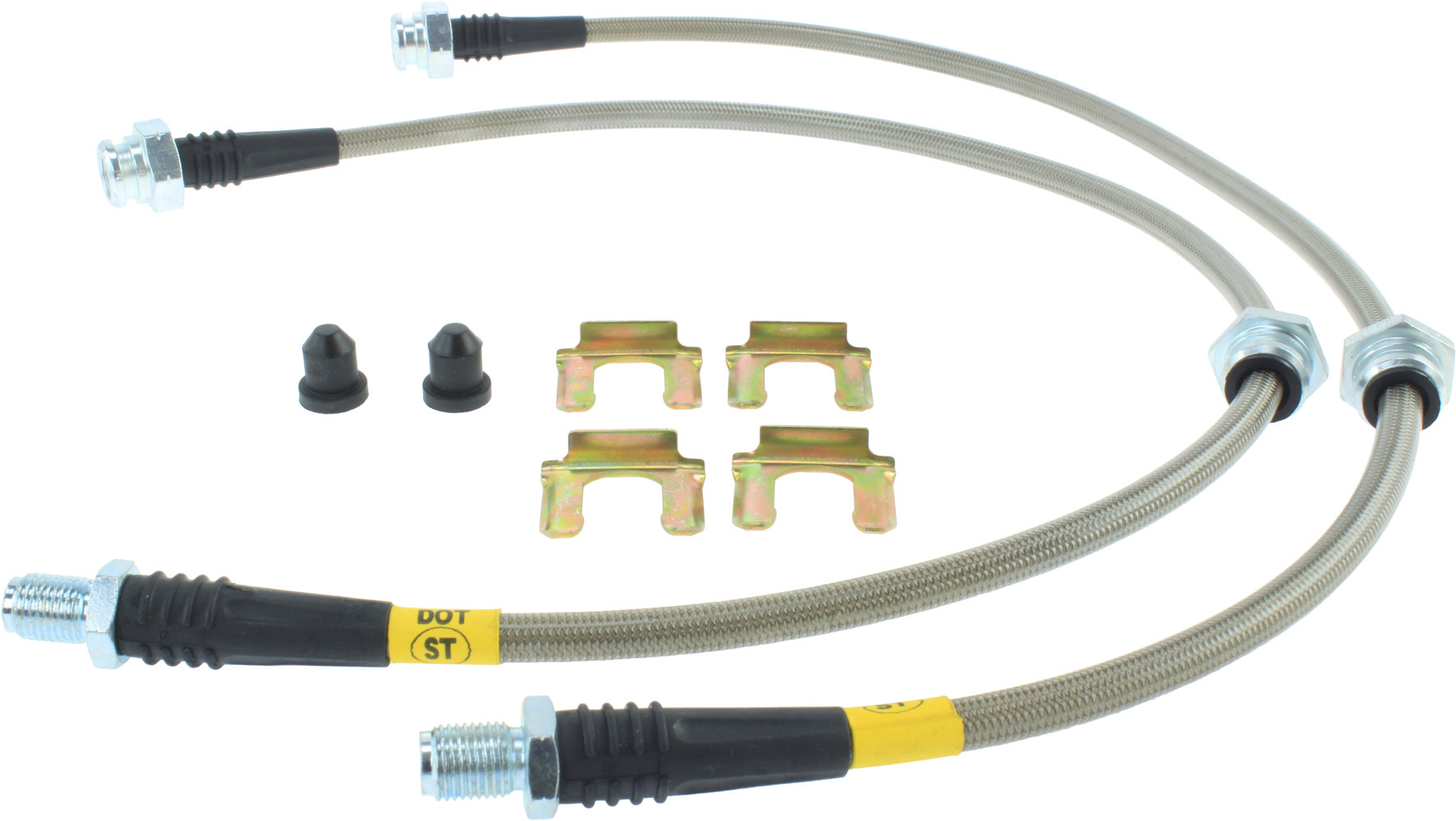 Stoptech SPORTSTOP STAINLESS STEE L BRAKE LINE