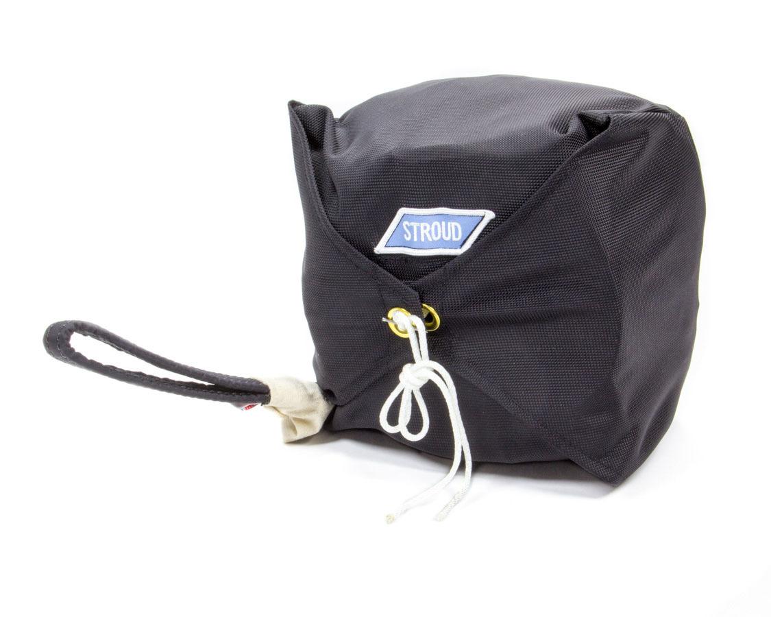 Stroud Safety Super Gas Chute Black