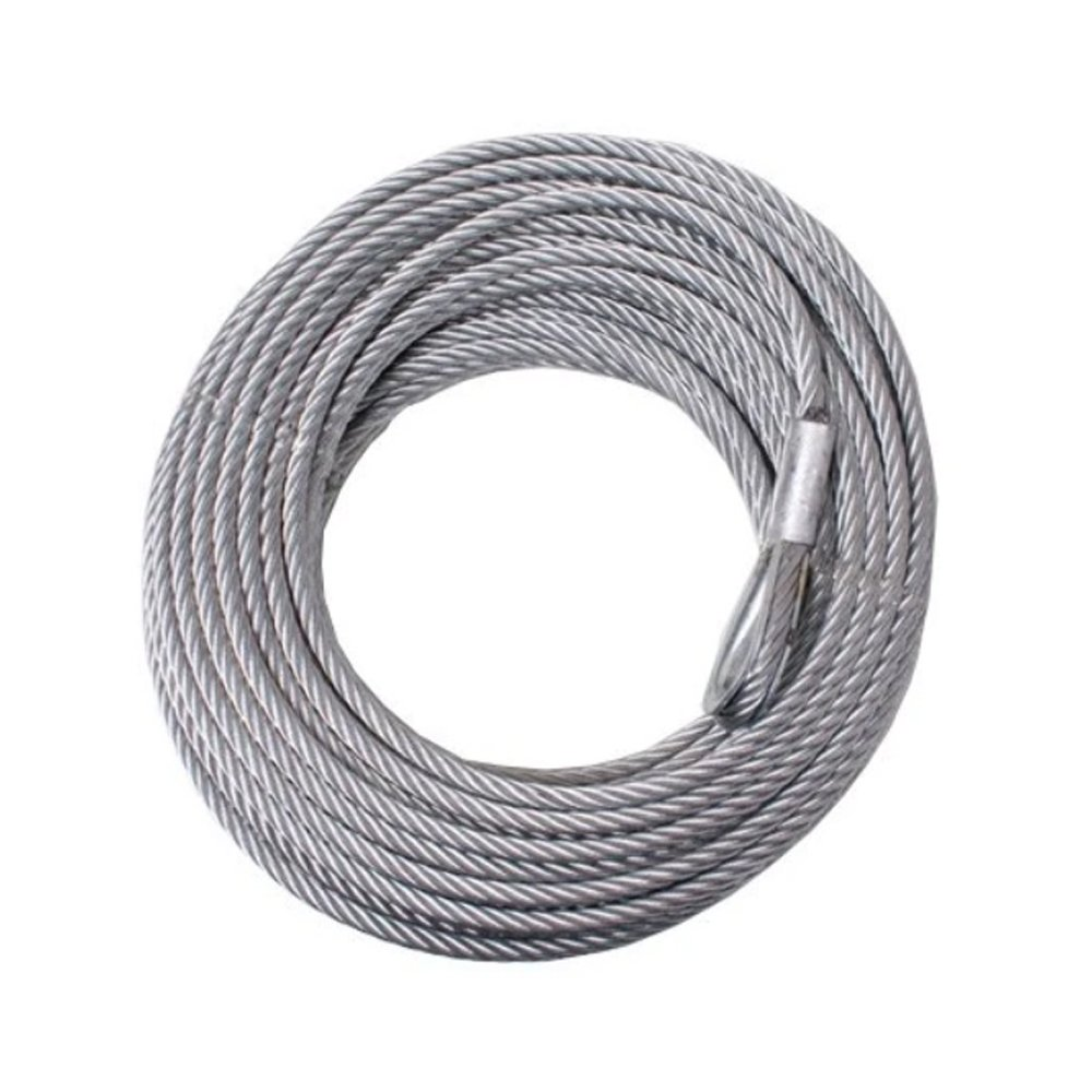 Superwinch Wire Rope 7/32in x 50ft
