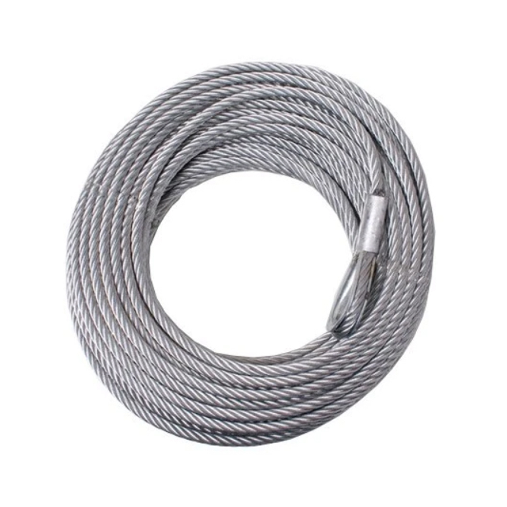 Superwinch Wire Rope 1/4in x 55ft