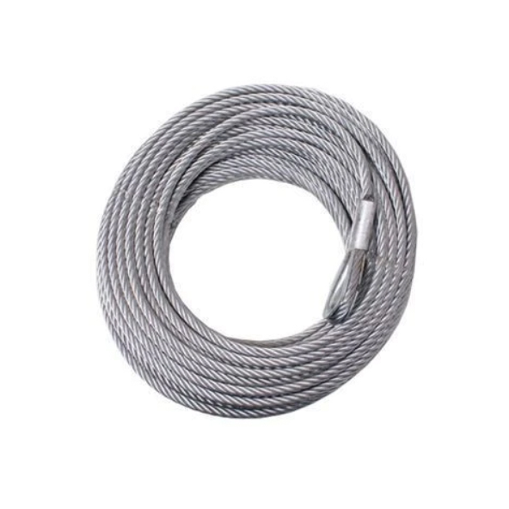 Superwinch Wire Rope 7/16in x 92ft