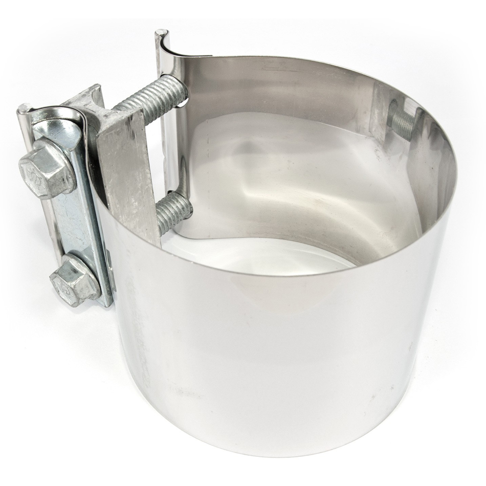 Stainless Works 3in Accuseal Band Clamp