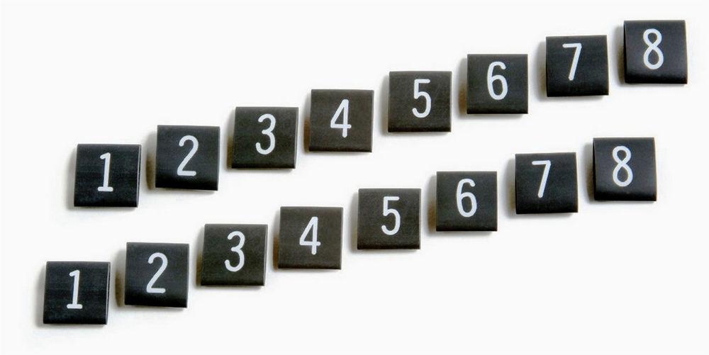 Taylor/vertex Shrink Sleeve W/Numbers