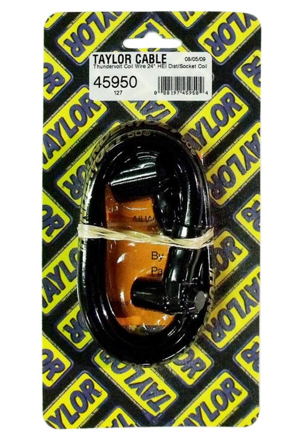 Taylor/vertex 24in Coil Wire Thunder Volt
