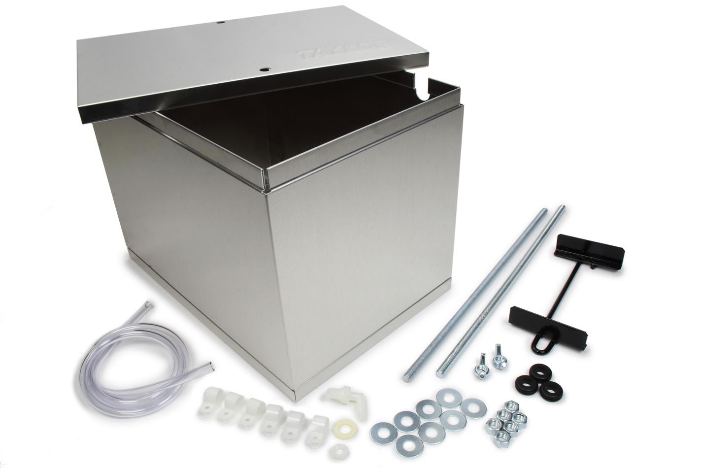 Taylor/vertex Aluminum Battery Box