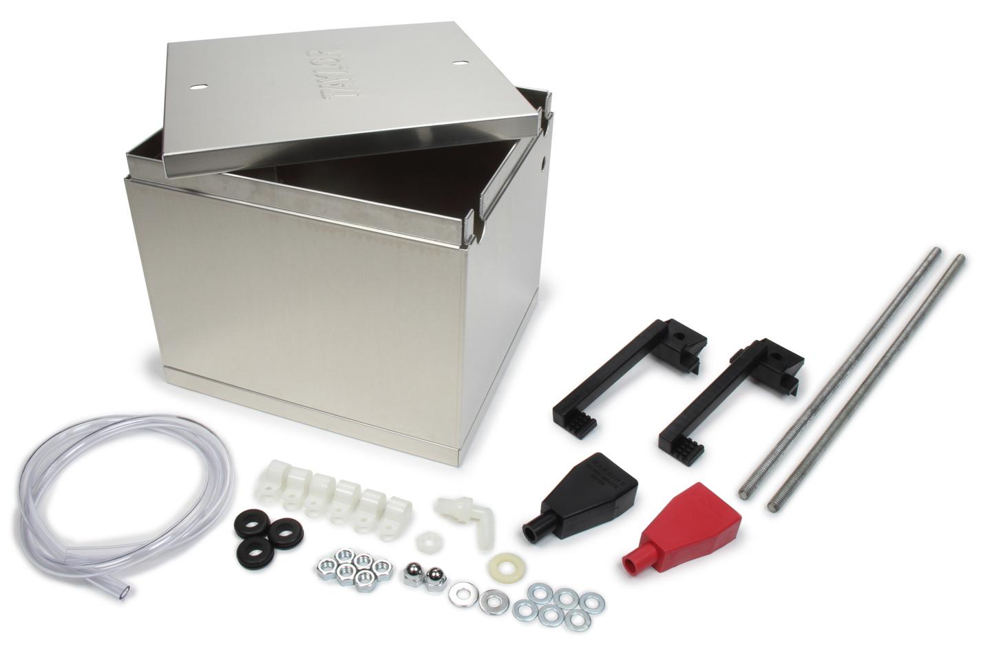 Taylor/vertex Alum 300 Series Battery Box