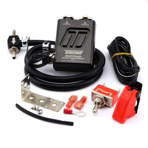 Turbosmart Usa Dual Stage V2 Boost Controller Black