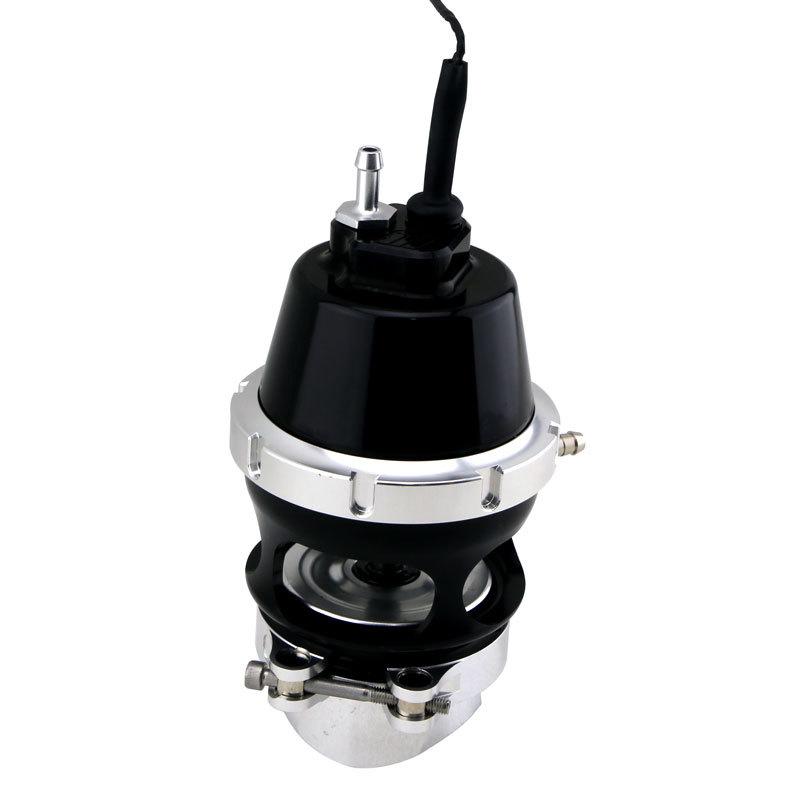 Turbosmart Usa BOV Power Port w/Sensor Cap - Black