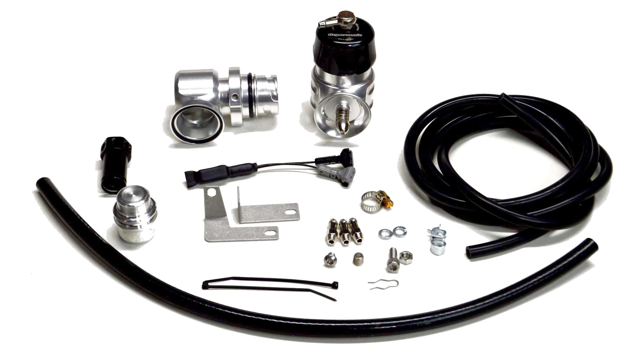 Turbosmart Usa BOV SmartPort Supersonic Ford F150 13-UP 2.7/3.5L