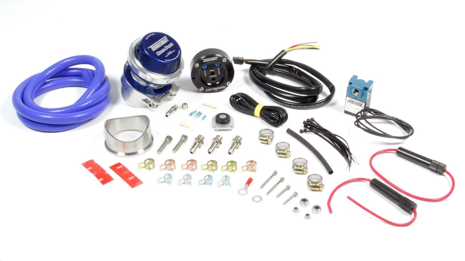 Turbosmart Usa BOV Controller Kit Blue
