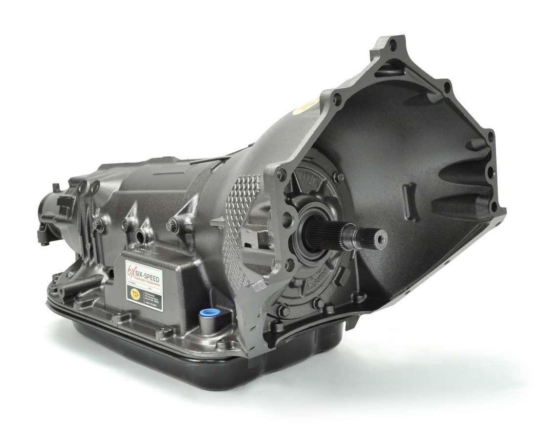 Tci 6x Six Speed Chevy Auto Transmission