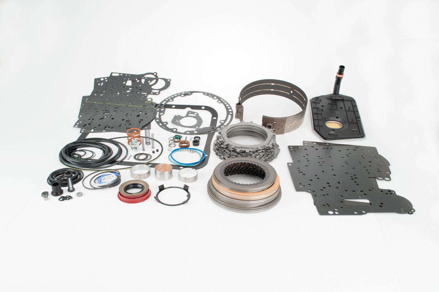 Tci 86-Up 700R4 Pro Super Kit